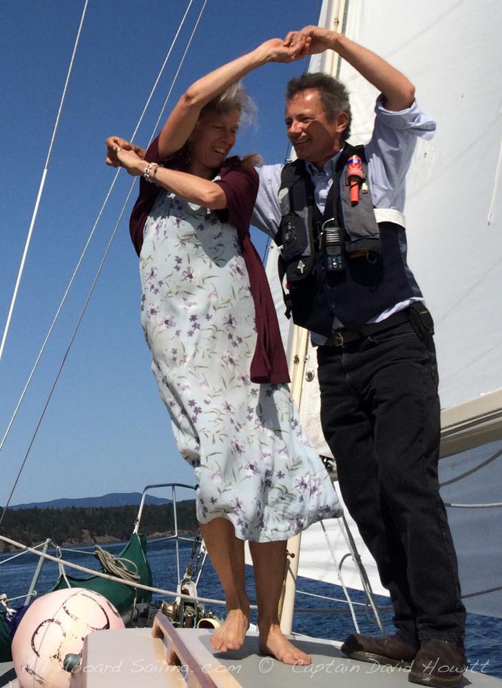 San Jaun Island Yacht Club Opening Sail