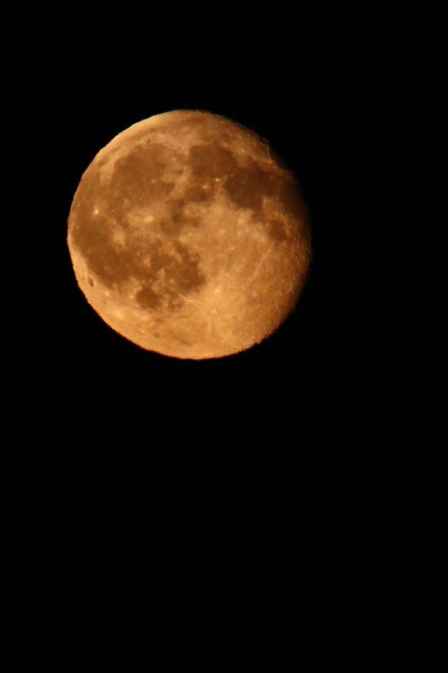 Moonlight Sailing San Juan Islands