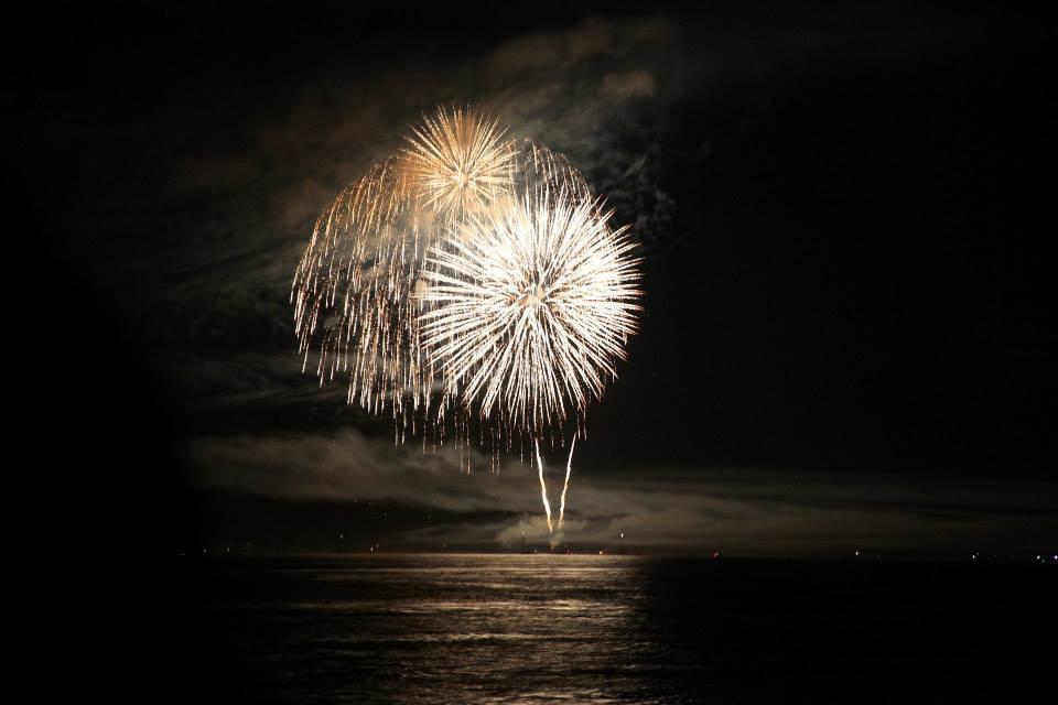 Lopez Island Fireworks