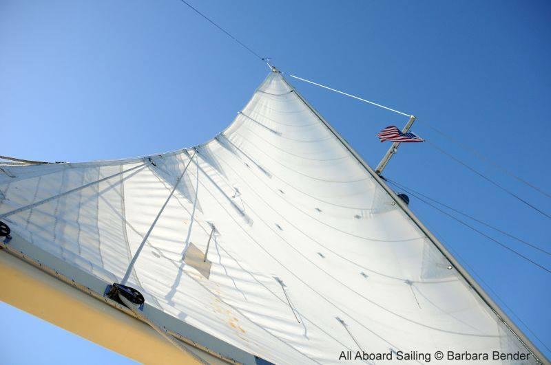 Main sail Peniel