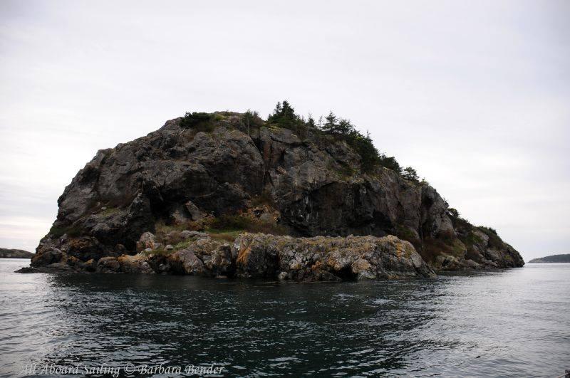 Castle Island - South of Lopez