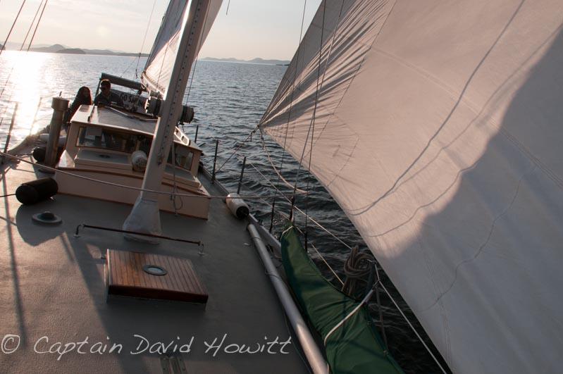 Sail San Juan Islands