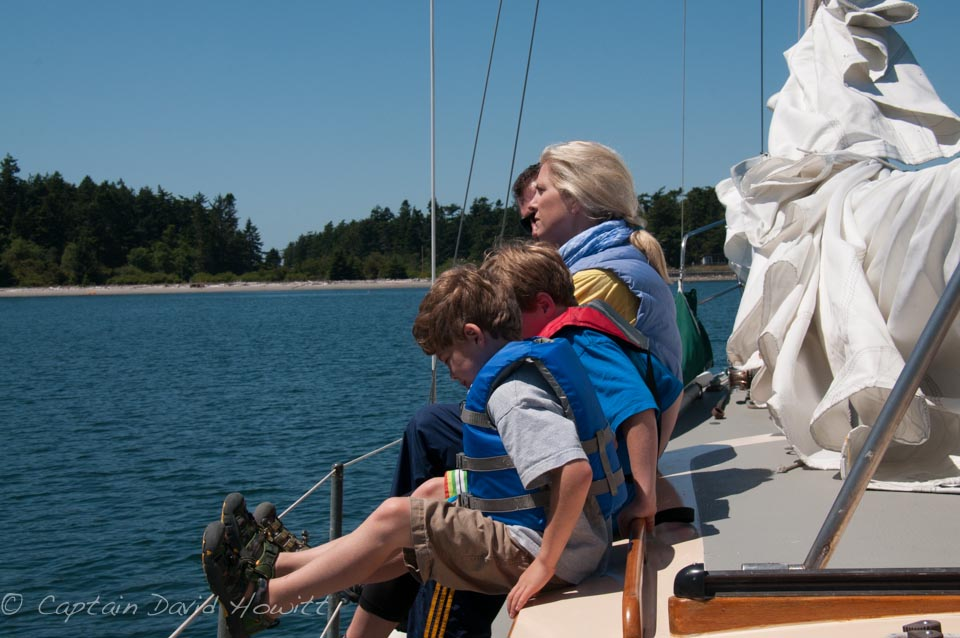 All Aboard Sailing explores South Lopez