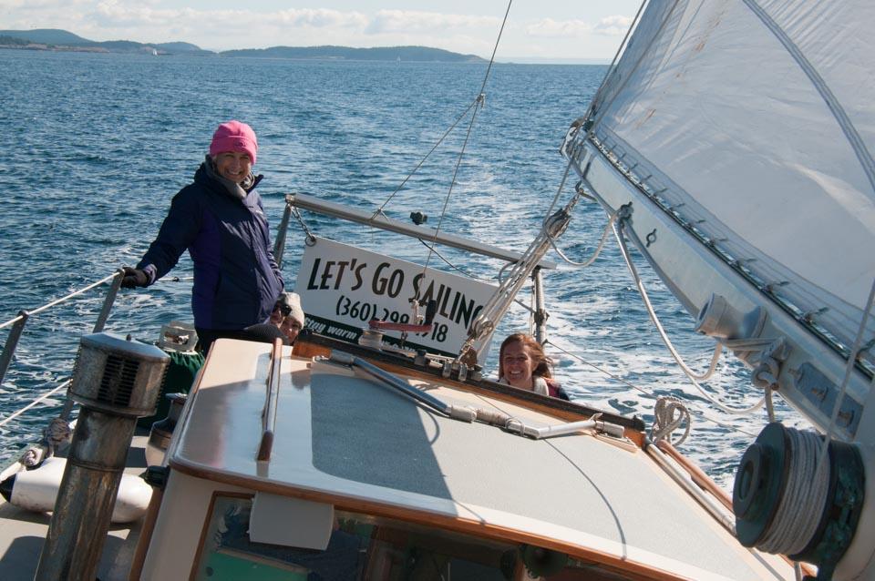 All Aboard Sailing vessel Peniel