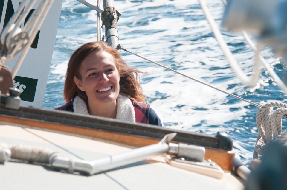 Co Captain Barbara