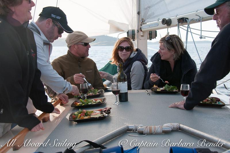 Dinner Cruise in the San Juan Islands