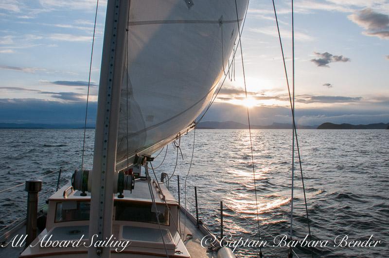 Sailing Vessel Peniel