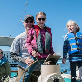 Family sails