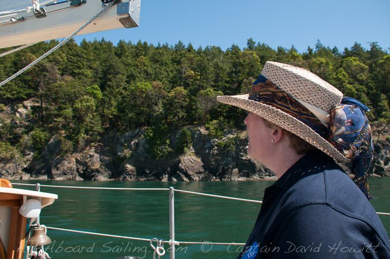 Presidents Channel, Orcas Island
