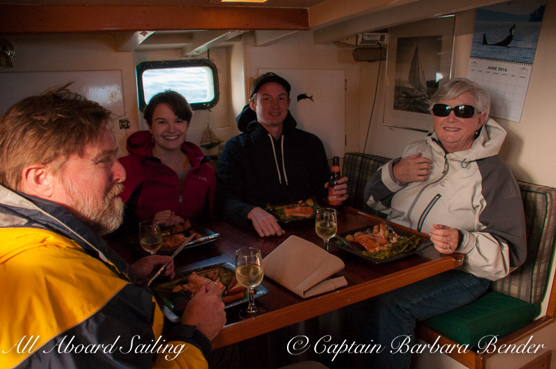 San Juan Island Dinner Cruise