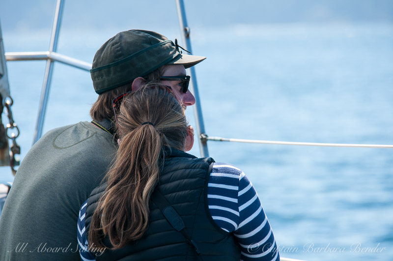 sailing San Juans