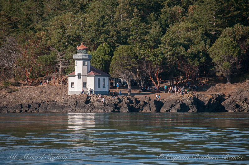 Lime Kiln Point Whale Watching Park