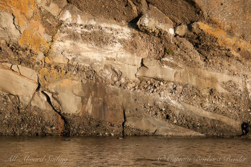 Geology of Flattop Island