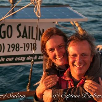 Circumnavigating Stuart Island