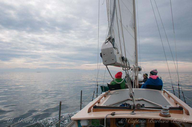 Sailing the San Juans