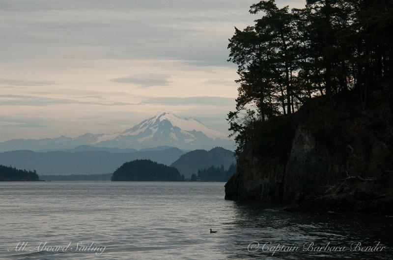View of Mt Baker