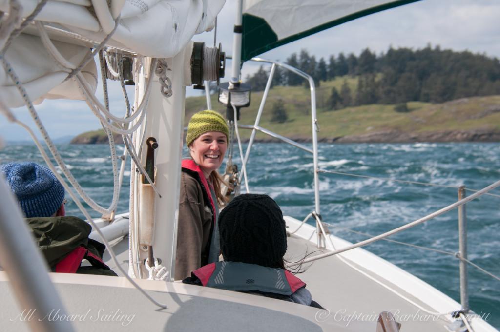 Naturalist Barbara Howitt