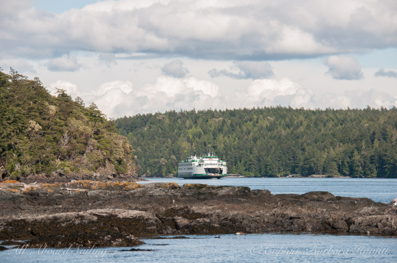 Washington State Ferry, Wasp Passage