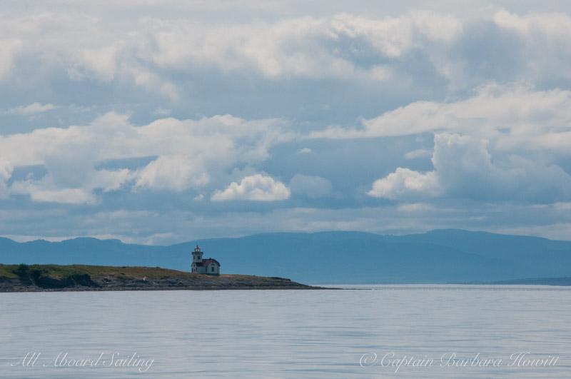 Alden Point Lighthouse, Patos Island
