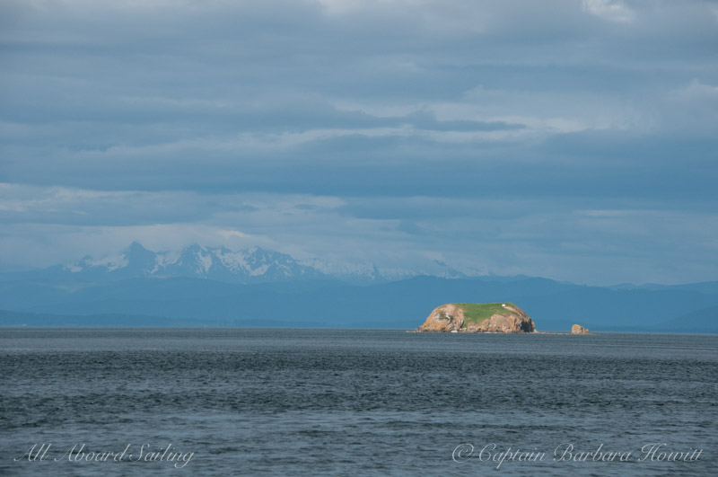 San Juan Islands All Aboard Sailing charters Bare Island
