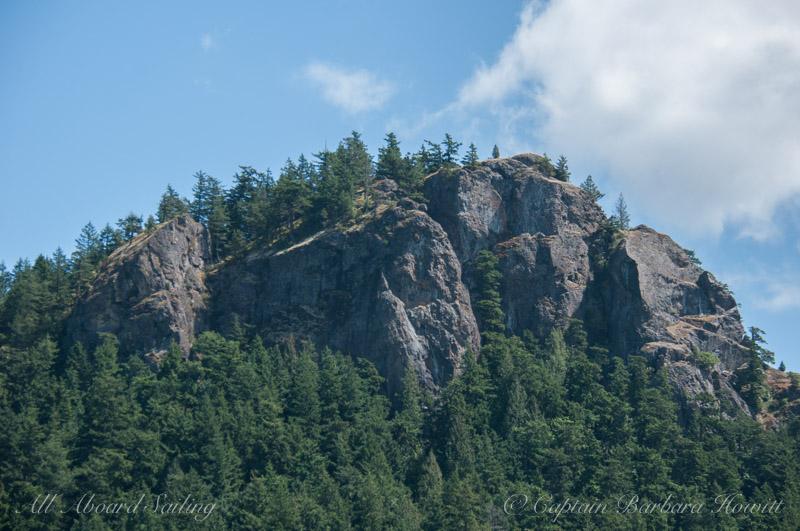 Cliffs of Cypress Island