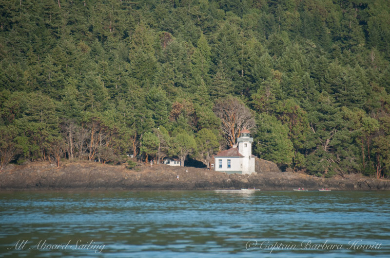 Lime Kiln Point Lighthouse