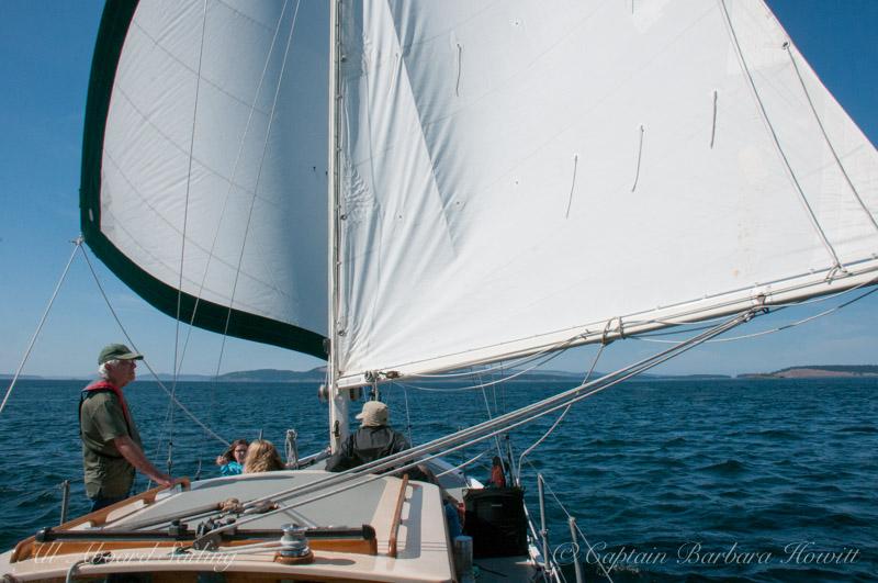 Downwind Sailing