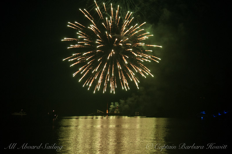 Deer Harbor Fireworks