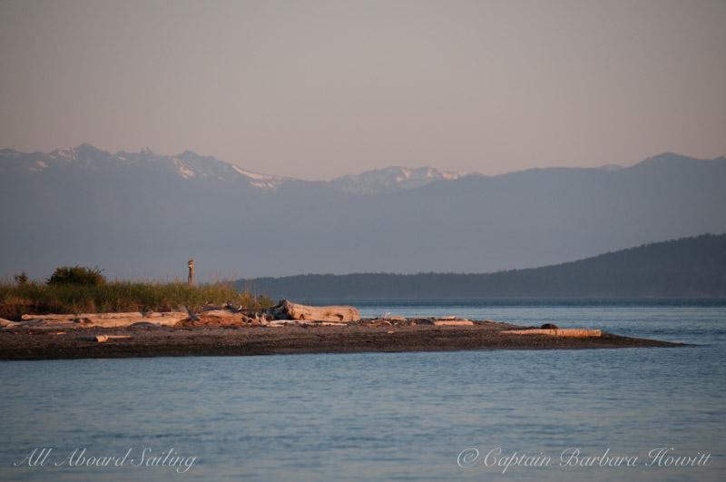 Flat Point - Lopez Island