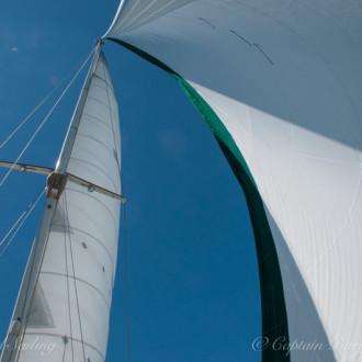 Circumnavigating Orcas Island