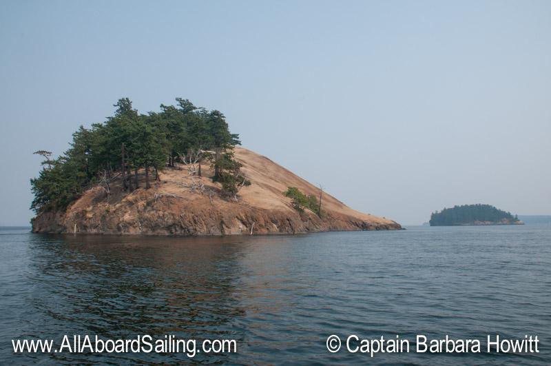 Spieden Island / Sentinel Island