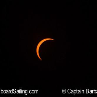 Solar Eclipse Sail