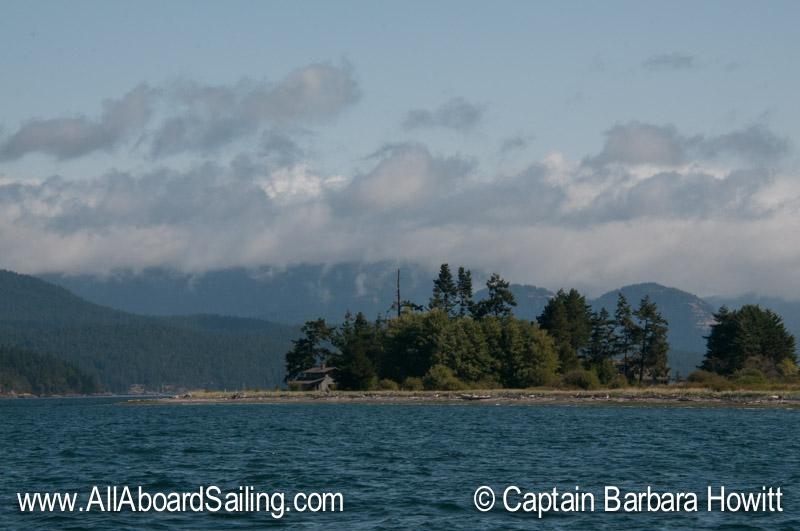 Flat Point Lopez Island