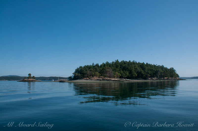 Turn Island, near Friday Harbor