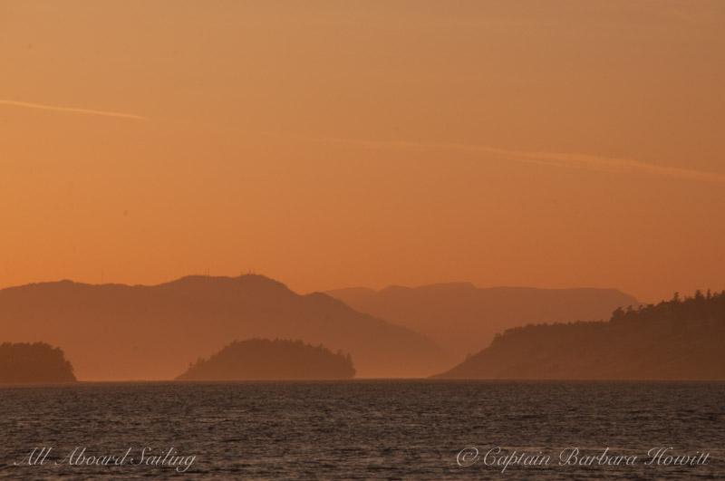 Sunset Spieden Channel