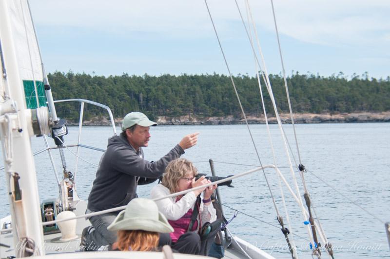 Emerald Marine Kristin and Andy Stewart