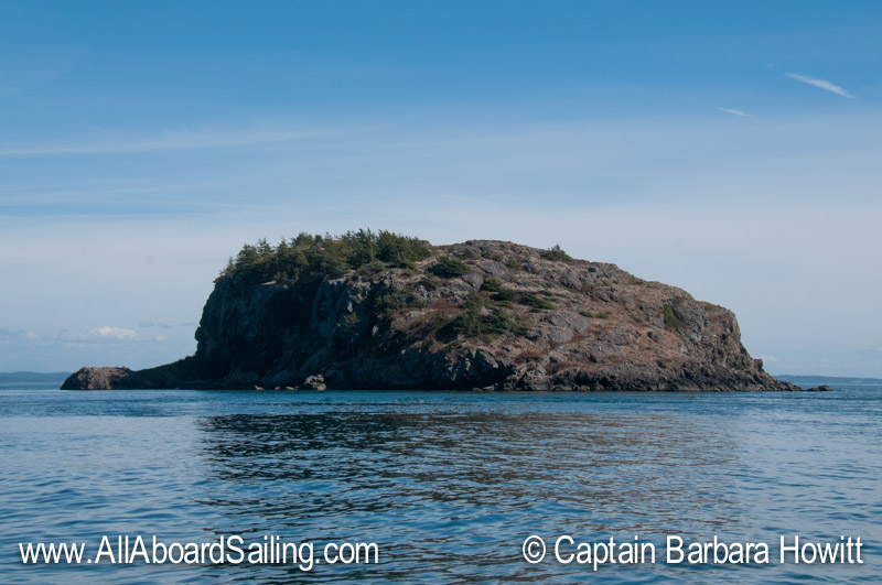 Castle Rock, Lopez Island