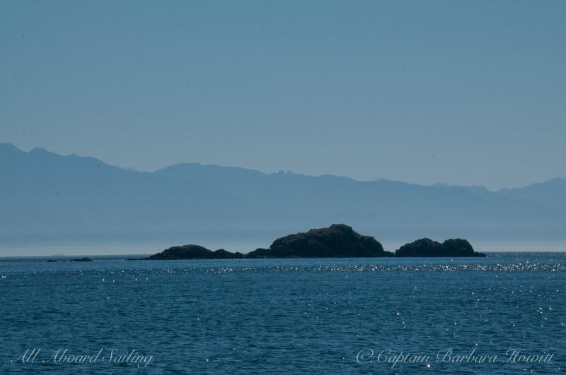 Whirl Rocks, Lopez Island